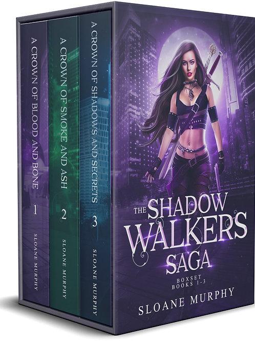 The Shadow Walkers Saga Boxset 1