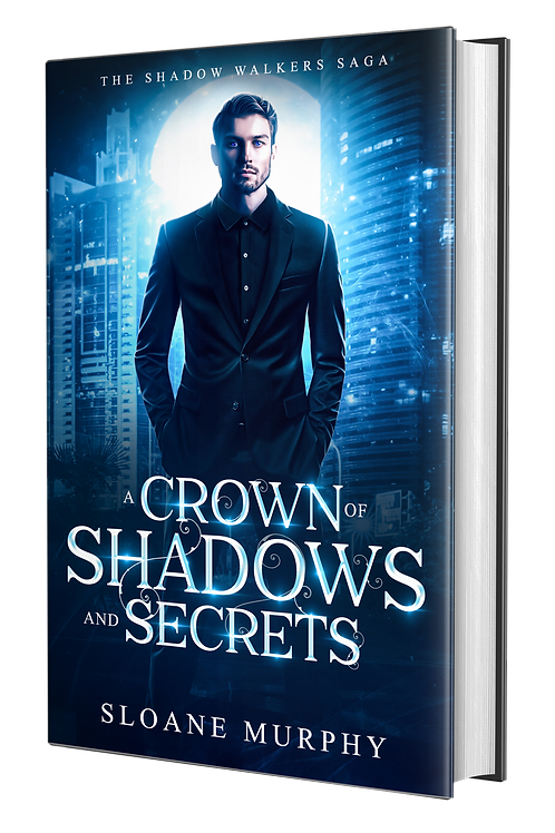 A Crown of Shadows and Secrets, The Shadow Walkers Saga #3