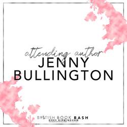 BritishBookBash- attending author - JENN
