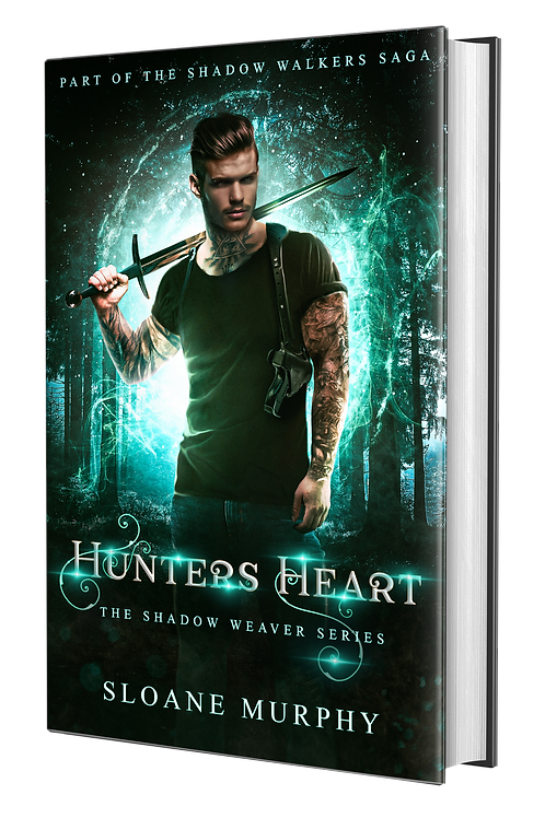 Hunter's Heart, The Shadow Weaver Series #2