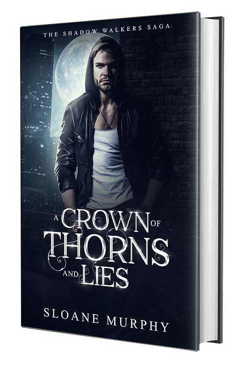 A Crown of Thorns and Lies, The Shadow Walkers Saga #4