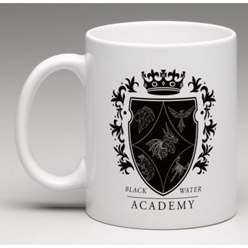 Black Water Academy House Mug
