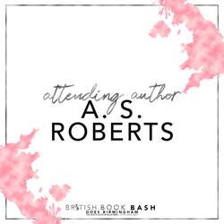 BritishBookBash- attending author - AS R