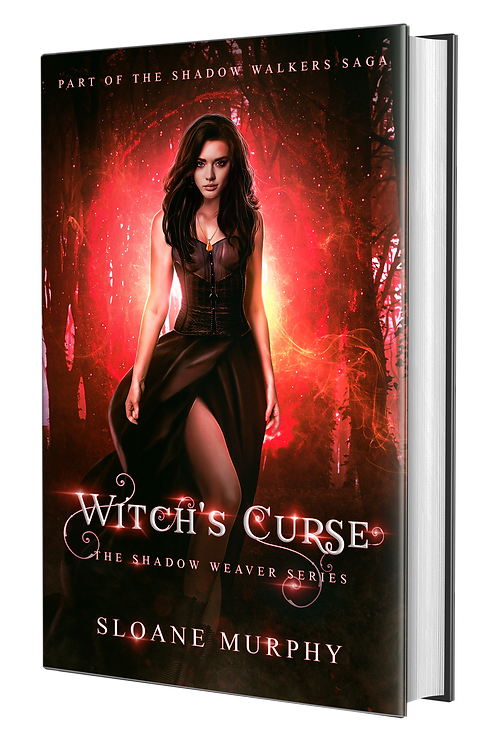 Witch's Curse, The Shadow Weaver Series #1