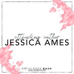 BritishBookBash- attending author - JESS