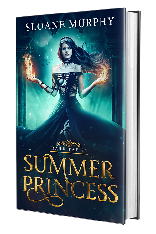Summer Princess, Dark Fae Duet#1
