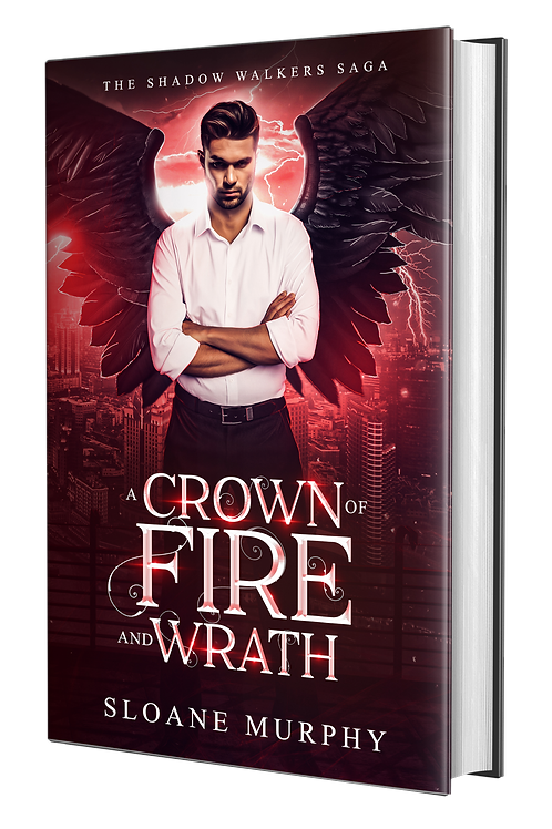 A Crown of Fire and Wrath, The Shadow Walkers Saga #5