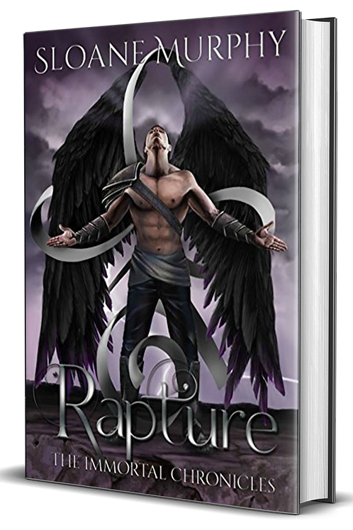 Rapture, The Immortal Chronicles #4