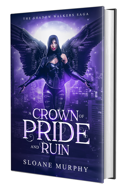 A Crown of Pride and Ruin, The Shadow Walkers Saga #6