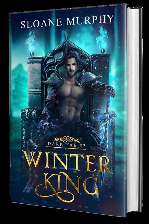 Winter King, Dark Fae Duet#2