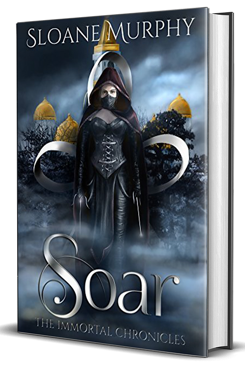 Soar, The Immortal Chronicles #3