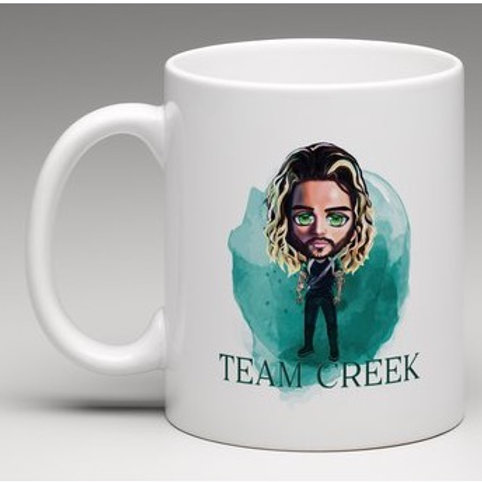 Team Creek Mug