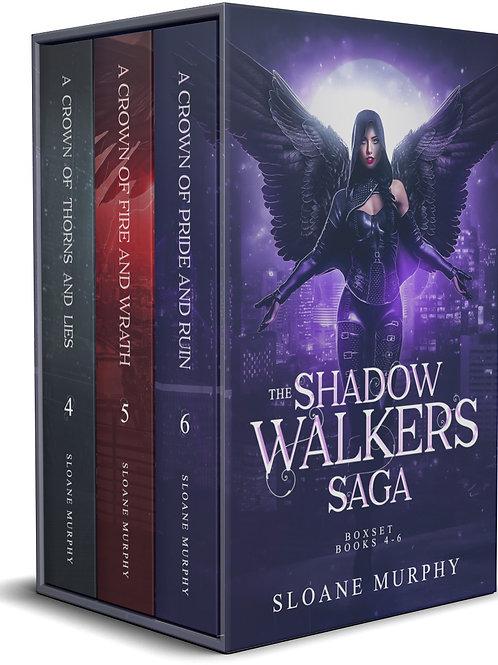 The Shadow Walkers Saga Boxset 2