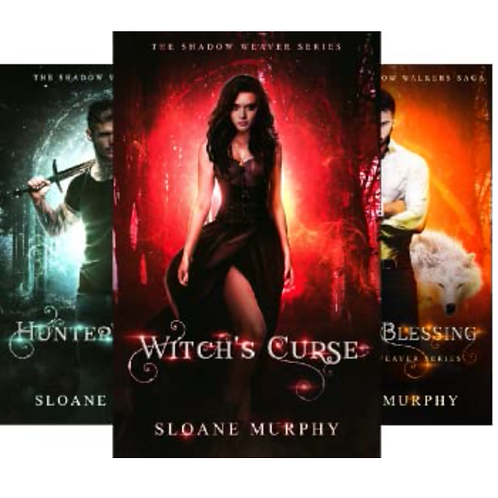 The Shadow Weaver Series