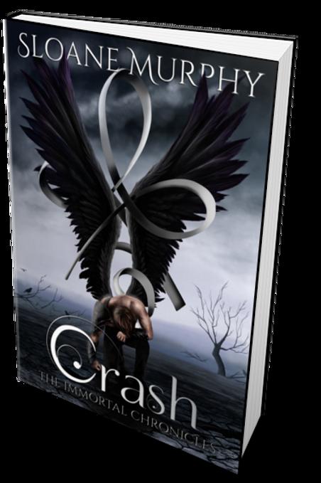 Crash, The Immortal Chronicles#2