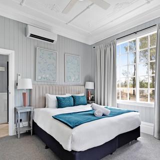 Gow House Guest Bedroom