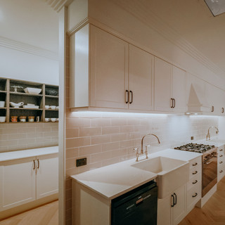 Main House Kitchen and Butlers Pantry