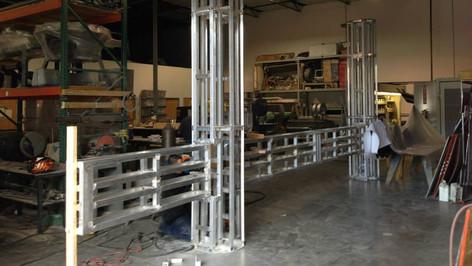 Wasabi Storefront Fabrications and Signage
