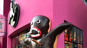 Voodoo Doughnuts Storefront Signage & Custom Fabrications