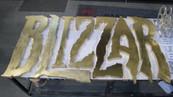 Blizzard Entertainment Lobby Sign