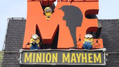 Minion Mayhem : Hollywood, CA