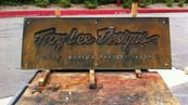 Troy Lee Designs Storefront Signage