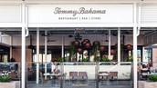 Tommy Bahama Signage