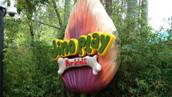 River Adventure Ride / Dino Play Signage