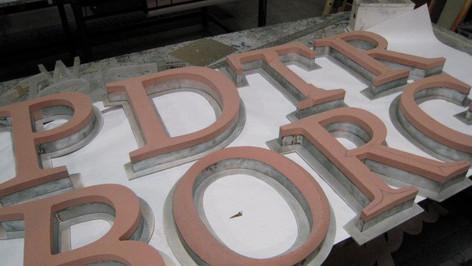 Bridgeport Marketplace Monument Sign