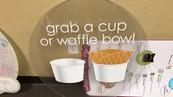 Menchie's Frozen Yogurt Signage