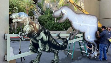 Jurassic Park Dino Gates