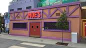 Moe's Tavern Signage