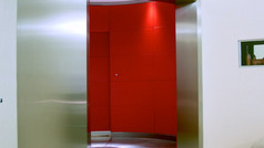 Aston Martin Showroom Entrance