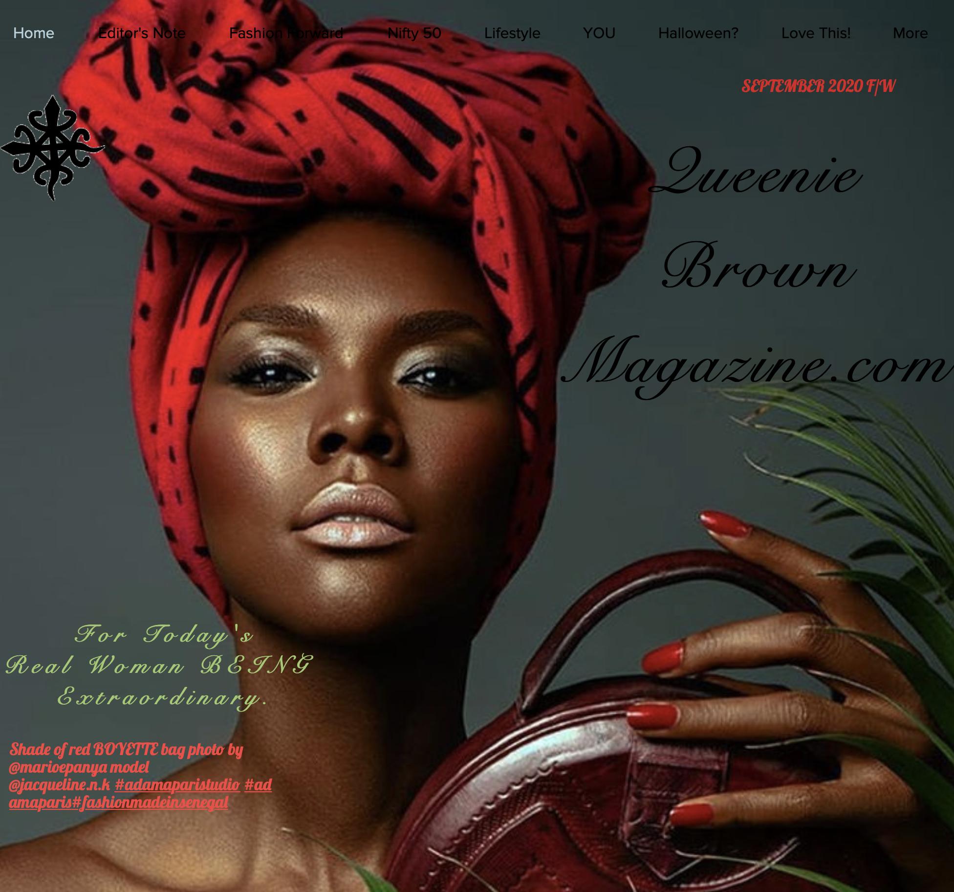queeniebrownmagazine.com FW2020