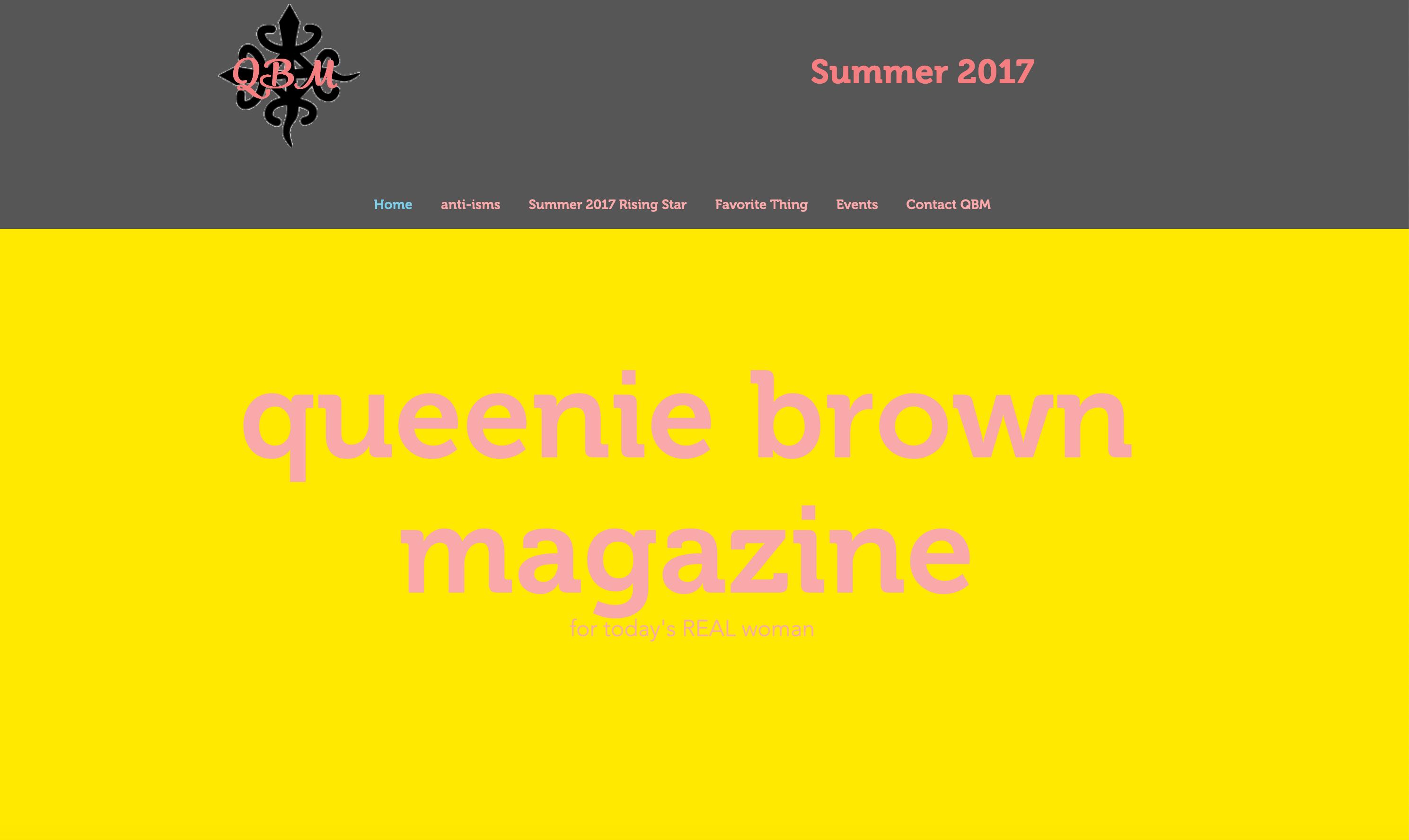 QBM Summer 2017