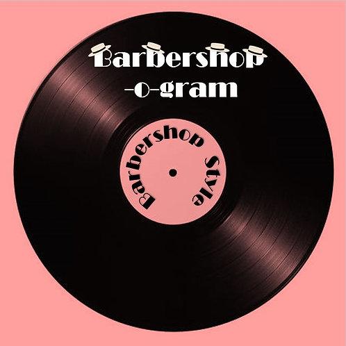 Barbershop Style