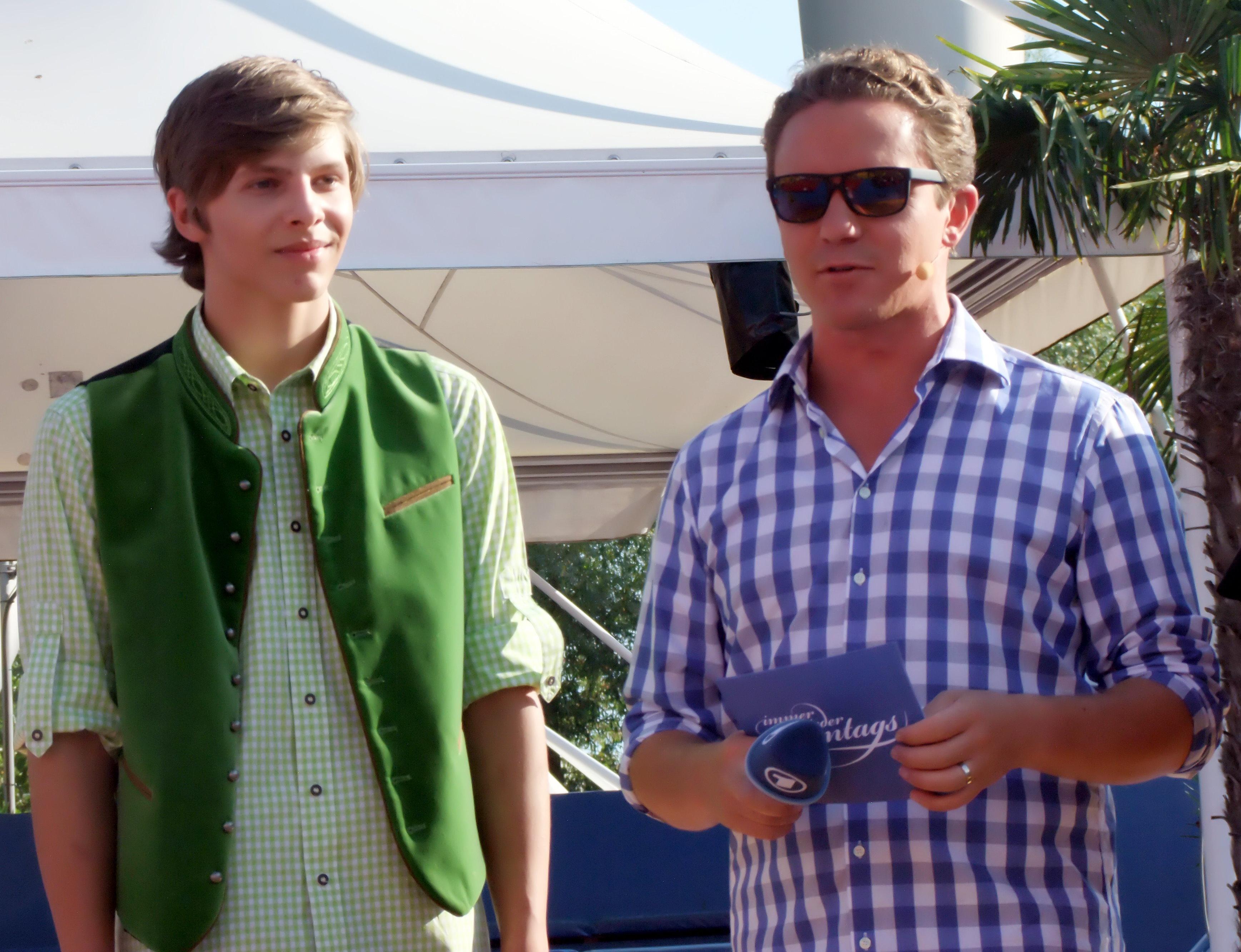 Marco und Stefan