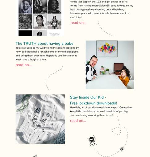 Website Planning 2