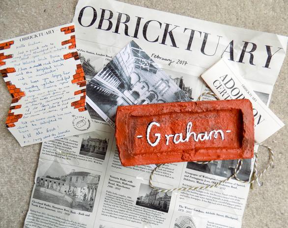 The Obricktuary Subscription
