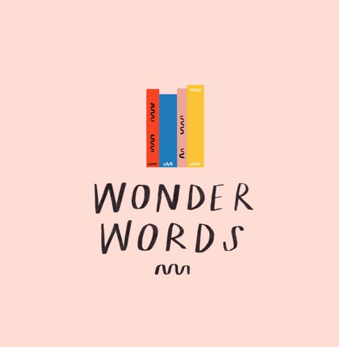 Logo for Wonder Words
