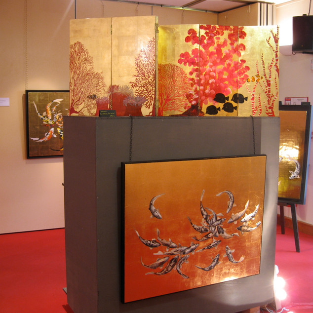 Ausstellung Frankreich, St. Tropez