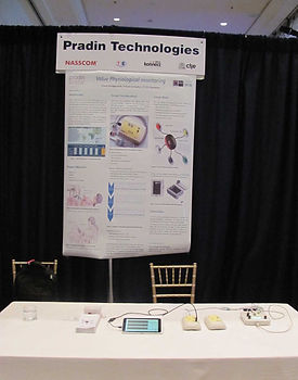 Pradin stall at San Jose