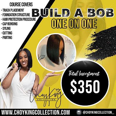 Build A Bob Workshop
