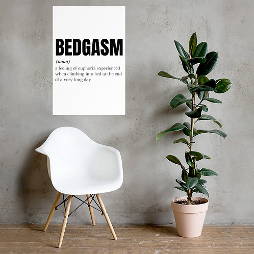 Bedgasm (Digital Download)