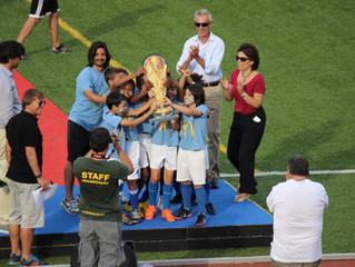 Vitória para a 3F no Torneio MacDonald`s. Argentina vence por 1-0 e sagra-se campeã em Sub-10!