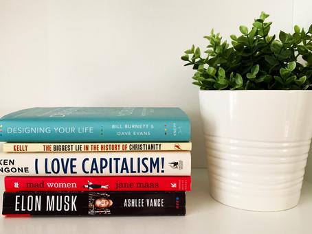 A Novel Idea – Reading over Winter Break 2019