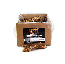 Puppy Love Pet Products Duck Wings Bulk Box, 100% Canadian Dog & Cat Treat