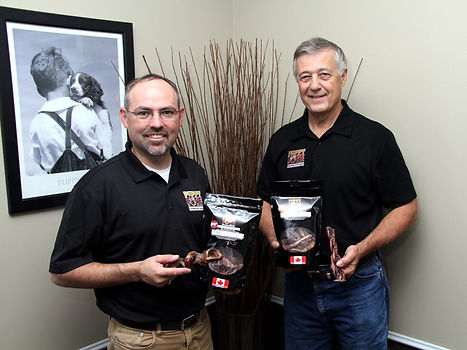 Martin Conrad & Dave Rae - Co-Founders