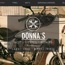 Donna's MOT and Tyre Centre, March