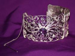 Bracelet in filigree
